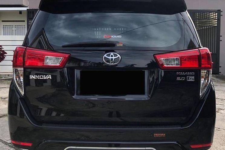 Toyota Innova g Luxury M/T