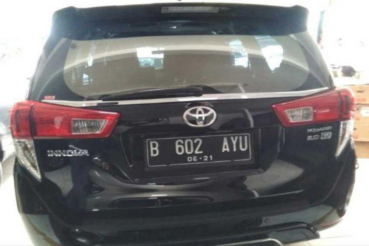 Toyota Innova q M/t Diesel