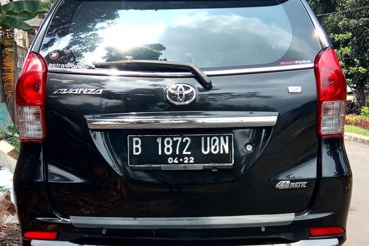 Toyota Avanza g 1.3 A/T