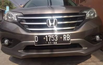 HONDA NEW CR-V 2.4 AT