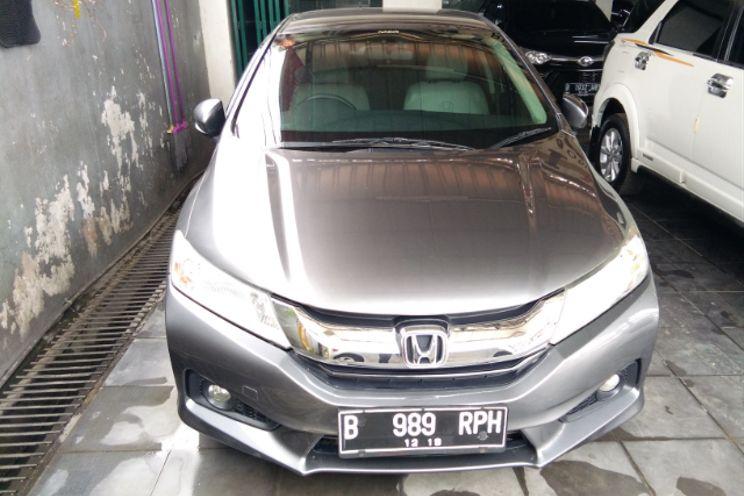 Honda New City A/t