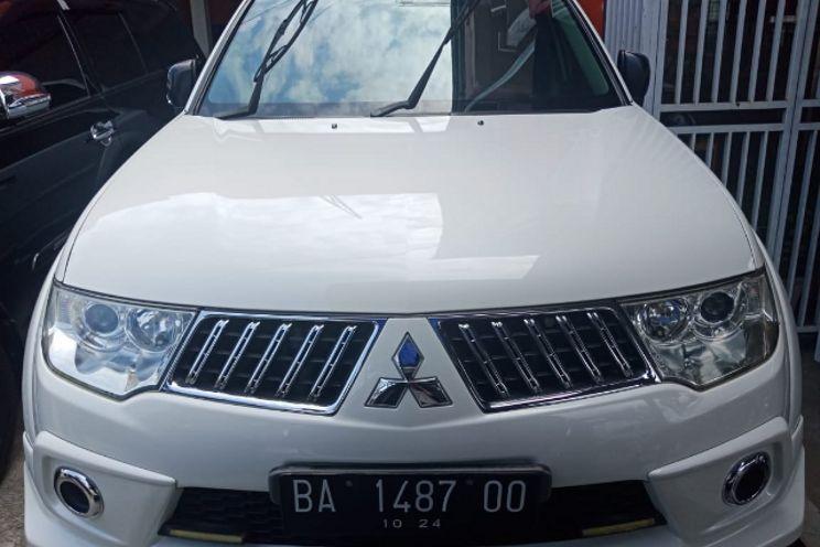Mitsubishi Pajero Sport Exceed At 4x4