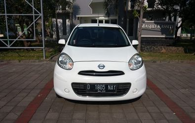 NISSAN MARCH 1.2L MT
