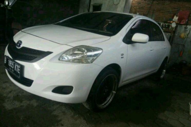 Toyota Vios G M/t