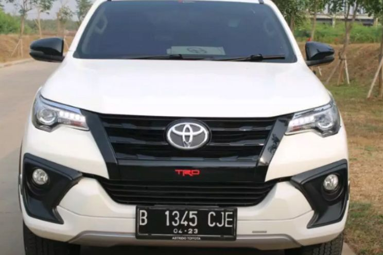 Toyota Fortuner 4x2 g g Lux Lux At