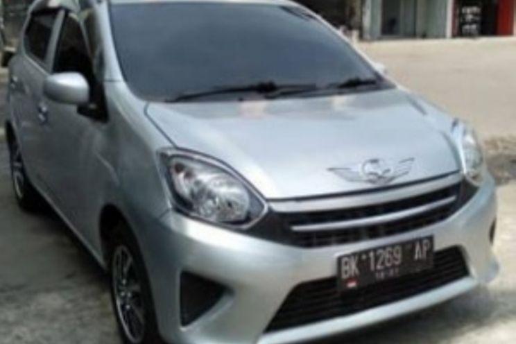 Toyota Agya 1.0 g Mt