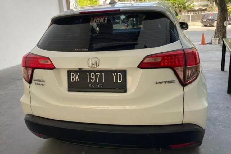 Honda New Hrv 1.5 e Cvt Se
