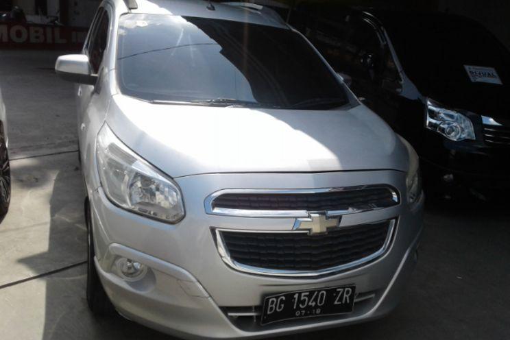 Chevrolet Spin Ltz 1.3 Mt