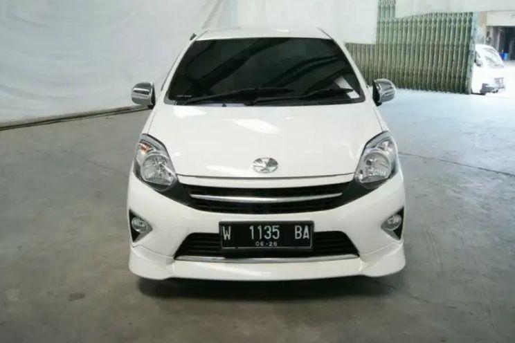 Toyota Agya/Trd s At