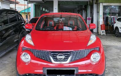 NISSAN JUKE CVT RX AT