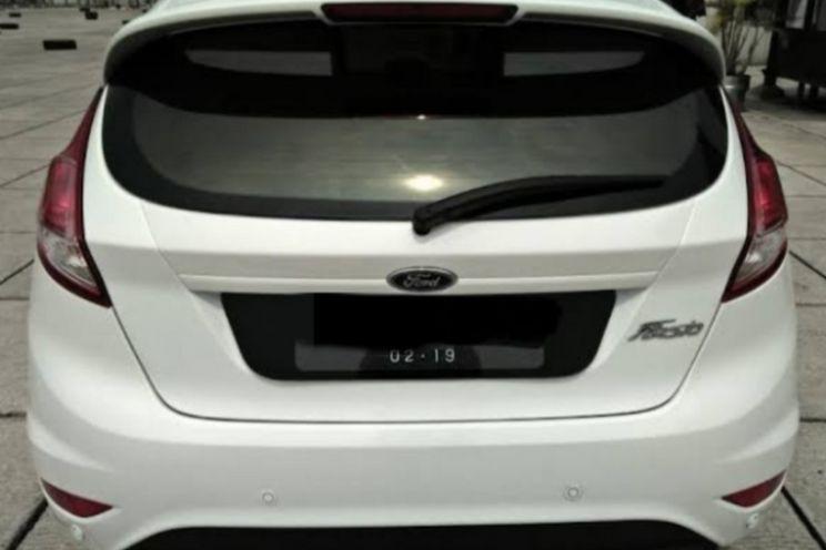 Ford Fiesta Sporty 1.5l At