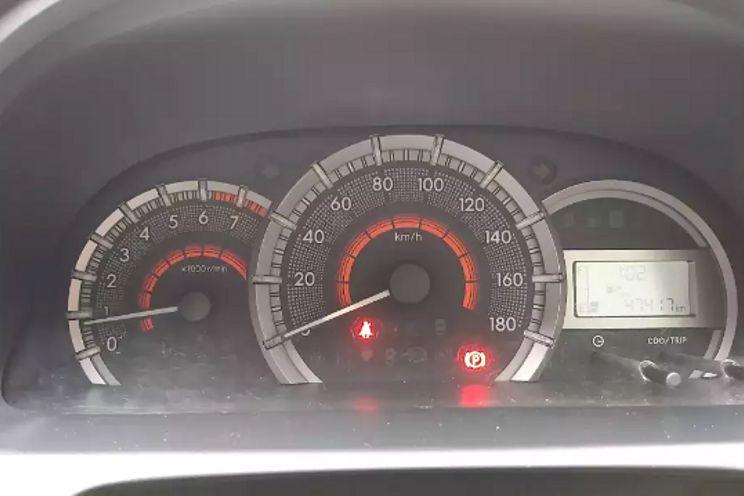 Daihatsu New Xenia 1.3 X Mt Std