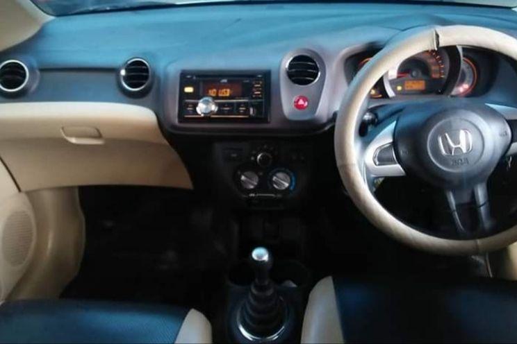 Honda Mobilio E-Cvt