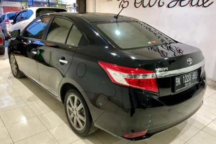 Toyota New Vios g Trd At