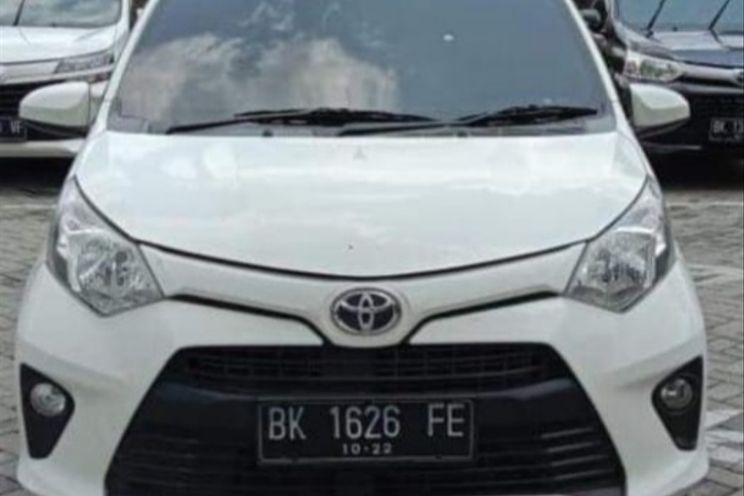 Toyota Calya 1.2 G