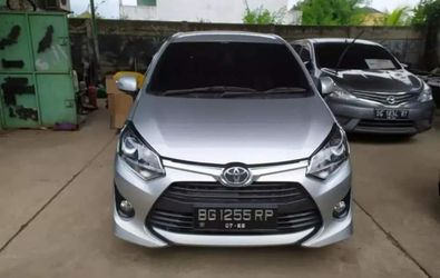 TOYOTA AGYA 1.2 G AT TRD