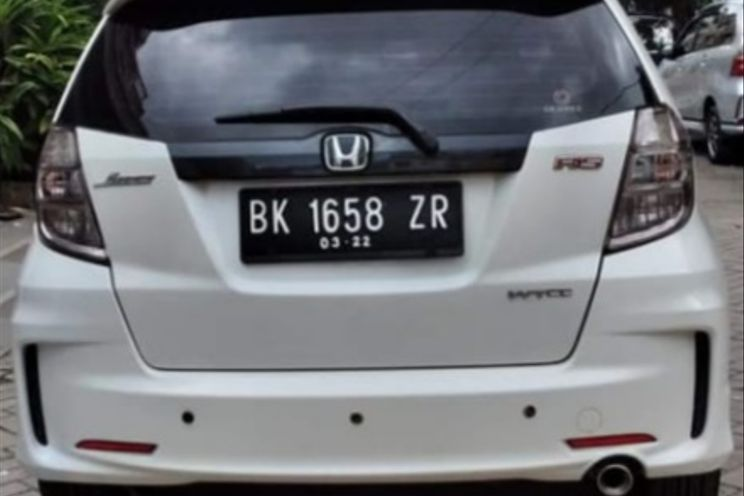 Honda Jazz Rs At