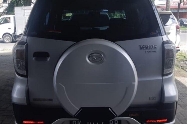 Daihatsu Terios x Mt