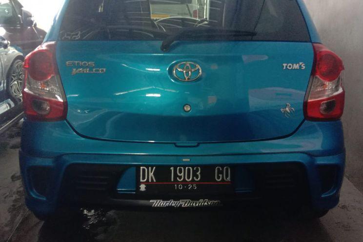 Toyota Etios 1.2 M/t Toms