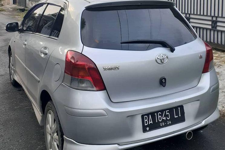 Toyota Yaris 1.5 s At