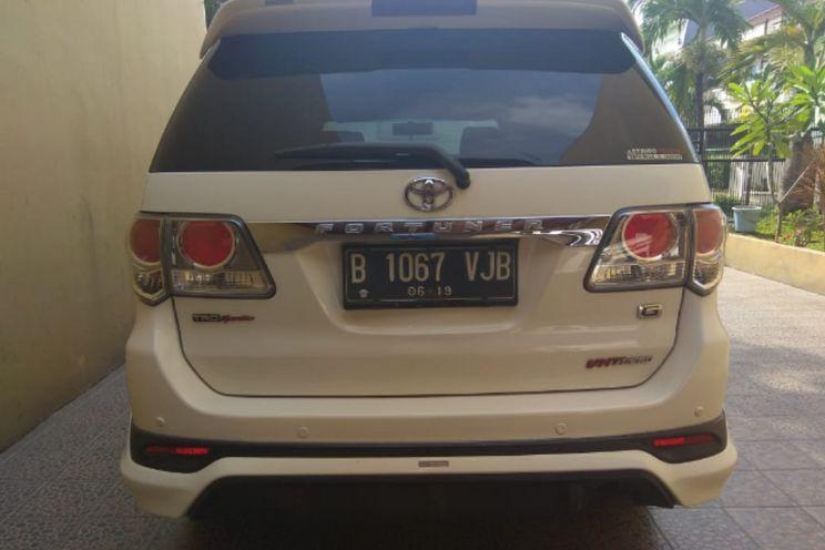 Toyota Fortuner 4x2 g At d Gatd-Trd