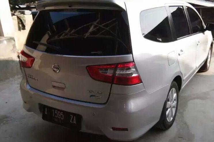 Nissan New Livina 1.5 El At