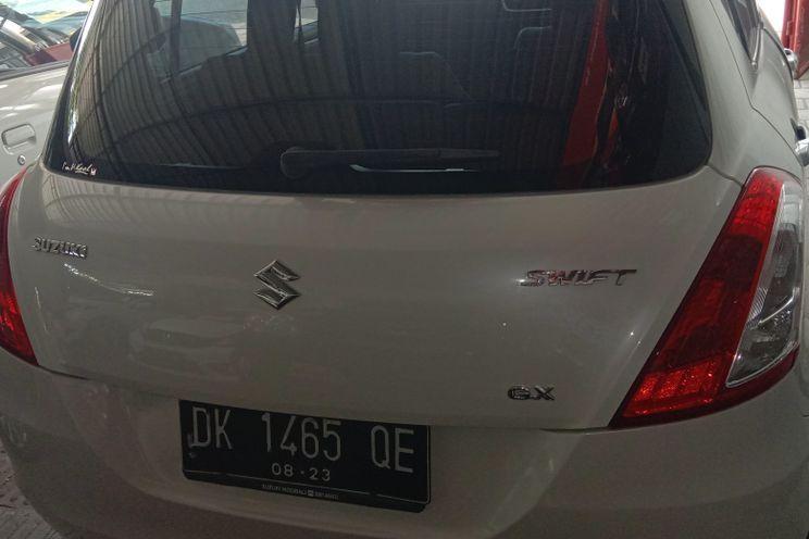 Suzuki New Swift Gx At