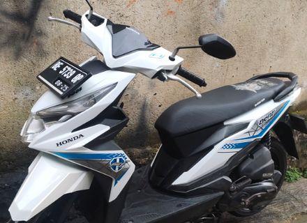 Honda Beat Fi Sporty Cbs