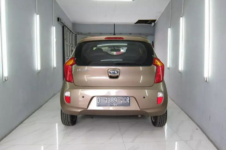 Kia Picanto Se At Opt 2