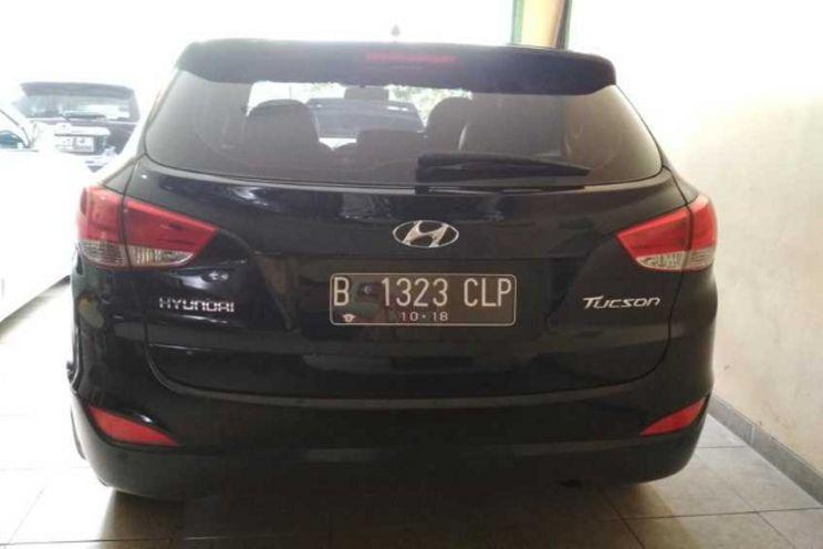 Hyundai New Tucson Gls A/T