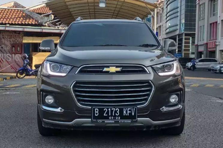 Chevrolet Captiva Lt At