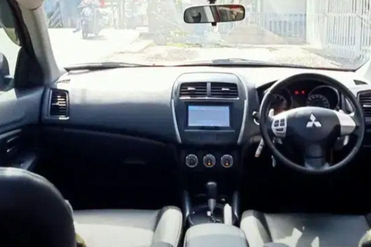 Mitsubishi Outlander Sptpx4x2at