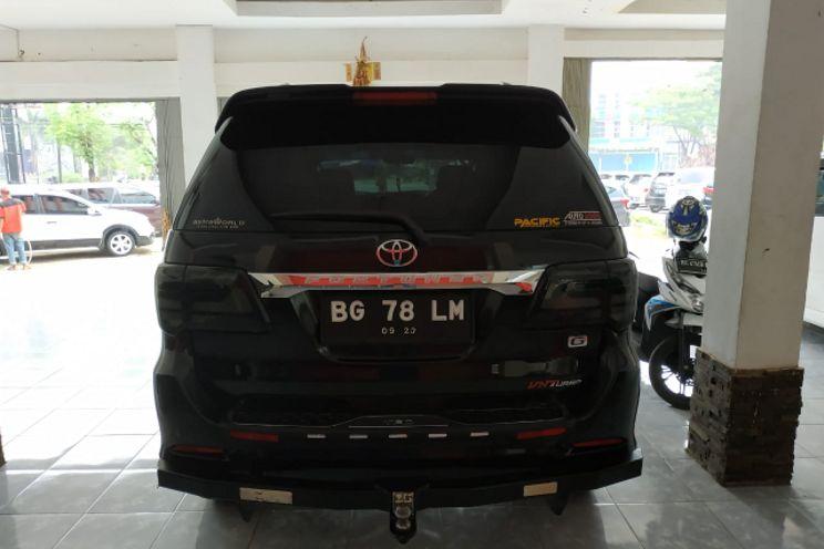 Toyota Fortuner 4x2 G Mt Diesel