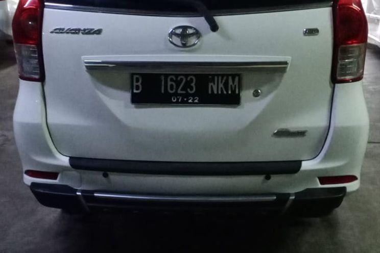 Toyota New Avanza g 1.3 At