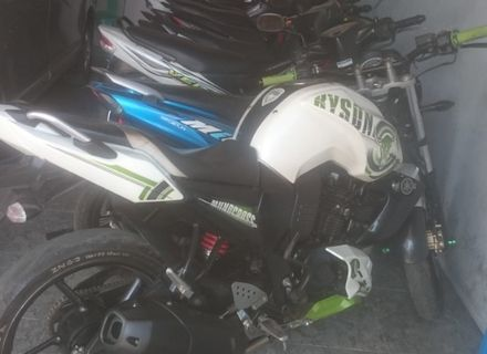 YAMAHA ALL NEW BYSON F1