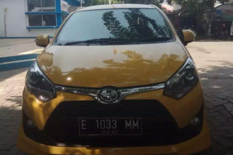 Toyota Agya M/t