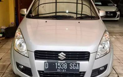 SUZUKI NEW SPLASH 1.2 M/T
