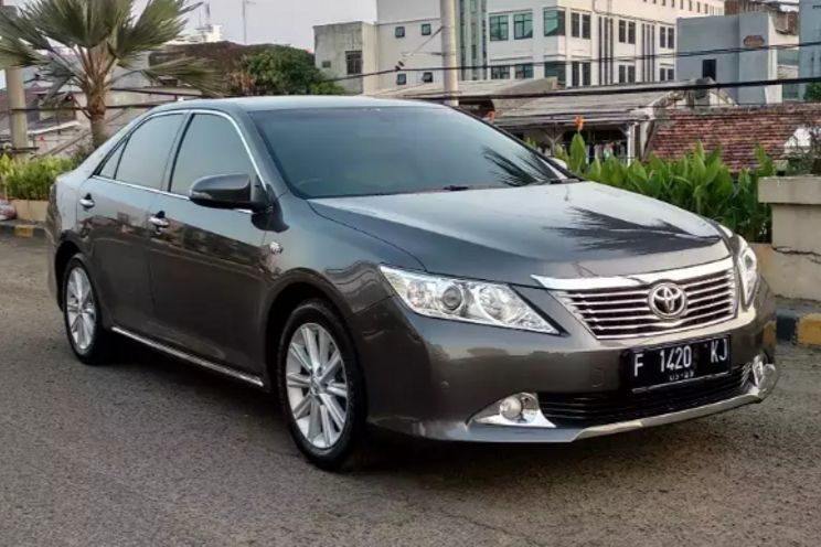 Toyota New Camry v 2.5 A/T