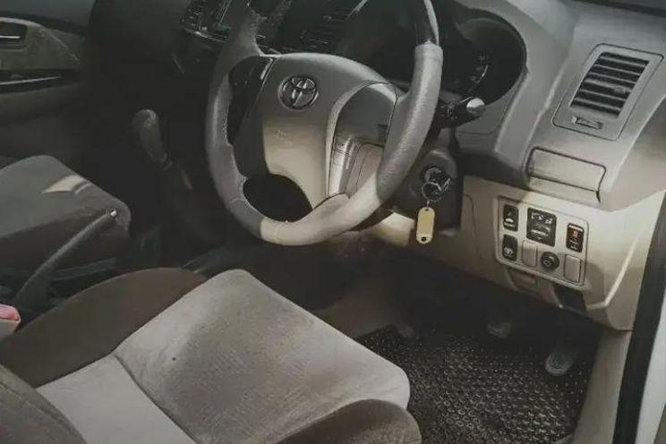 Toyota Fortuner  Diesel 4x2 Gmt