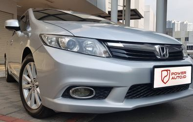 HONDA NEW CIVIC VTI 1.8 A/T