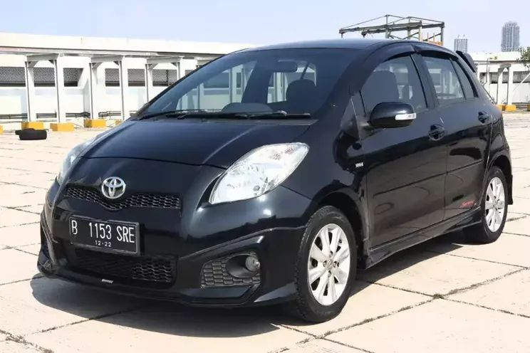 Toyota Yaris 1.5 s Ltd At