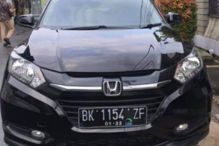 Honda Hr-v 1.5 s At
