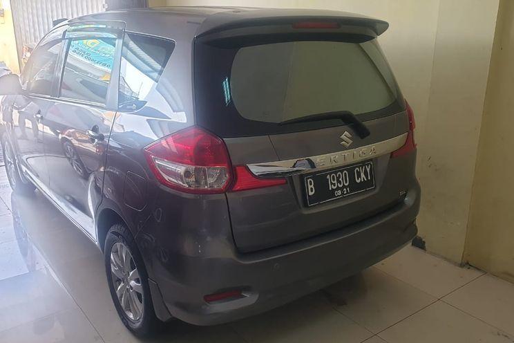 Suzuki Ertiga Gl Double Blower