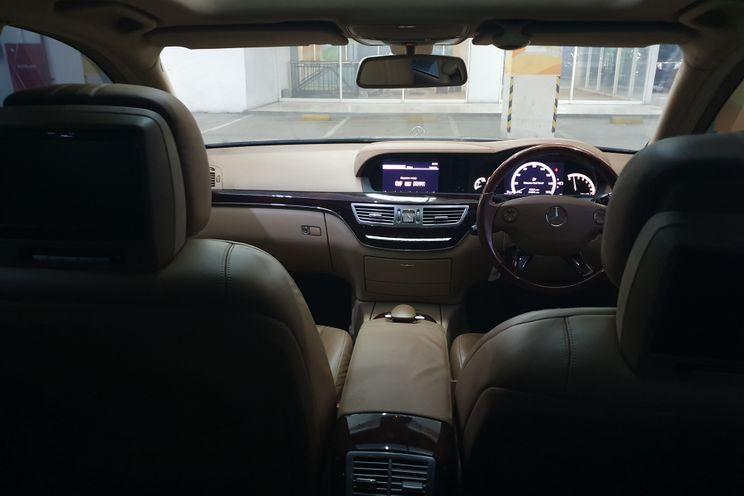 Mercedes S350 l At