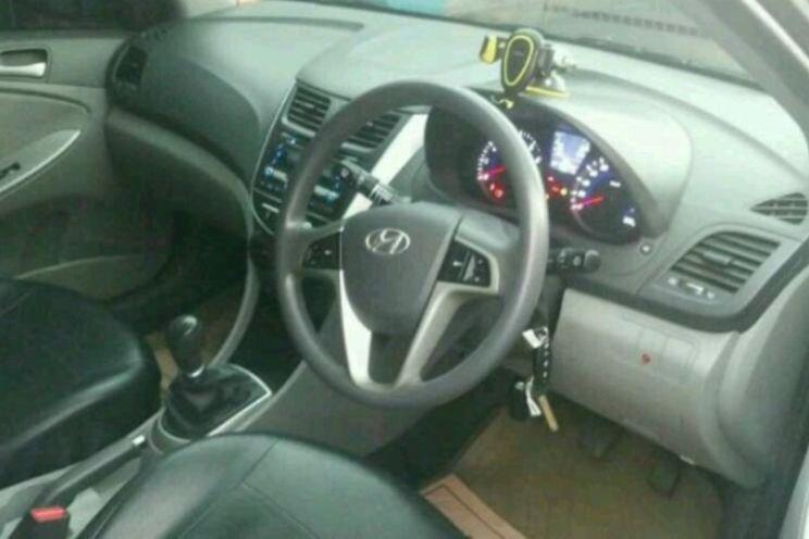 Hyundai Avega 1.5 G M/t